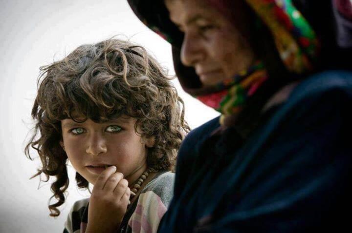 Berberinnen im Süden von Marokko