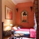 Zimmer Tawarget im Riad La Maison Nomade Marrakech