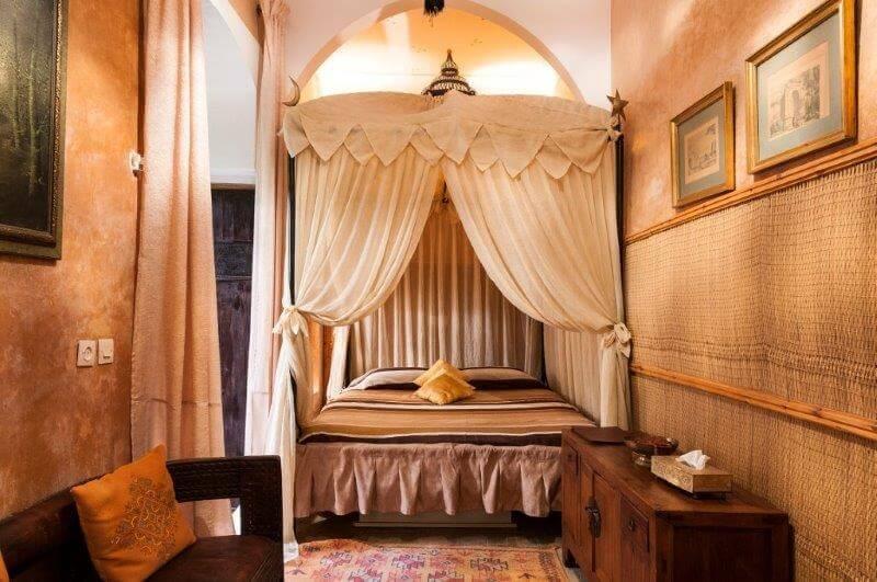 Zimmer Esperanza im Riad La Maison Nomade