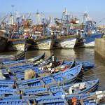 Mit dem Riad La Maison Nomade in der Hafen von Essaouira