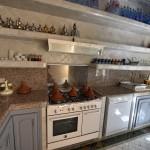 Restaurantküche im Hotel La Maison Nomade in Marrakech