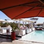 Schwimmbad La Plage Rouge bei Marrakesch