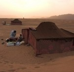 Mit dem Hotel La Maison Nomade ins Wüstenbiwak