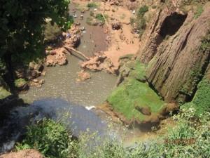 Vom Hotel in Marrakesch zu den Wasserfällen in Ouzoud