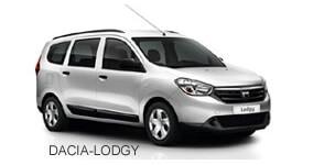 Für Ausflüge und Rundreisen ab dem Riad La Maison Nomade ein Dacia