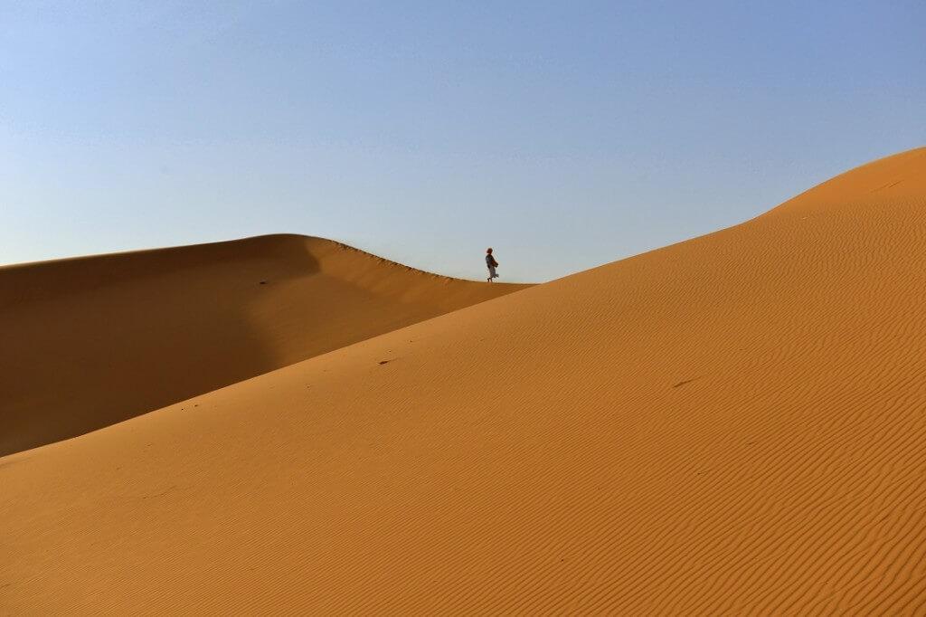 Wüstentour Marokko mit dem Hotel La Maison Nomade zu den Dünen von Erg Chebbi