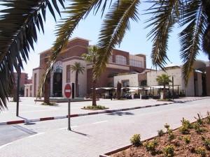 Mit dem Riad La Maison Nomade zum Haupfbahnhof marrakesch