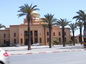Mit dem Hotel in Marrakesch zum theatre royal marrakesch