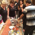 Kochkurs im Riad La Maison Nomade