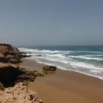 zwischen Dar Bouazza und Casablanca