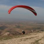 Paragliding mit dem Riad La Maison Nomade in Marrakesch