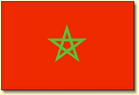 marokkanische Flagge