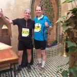 Marathonteilnehmer des Internationalen Marathon 2013