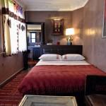 Zimmer Yacout im 2. Stock Hotel La Maison Nomade Marrakech