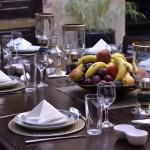 Marokkanisch Essen im Hotel Marrakesch Riad La Maison Nomade