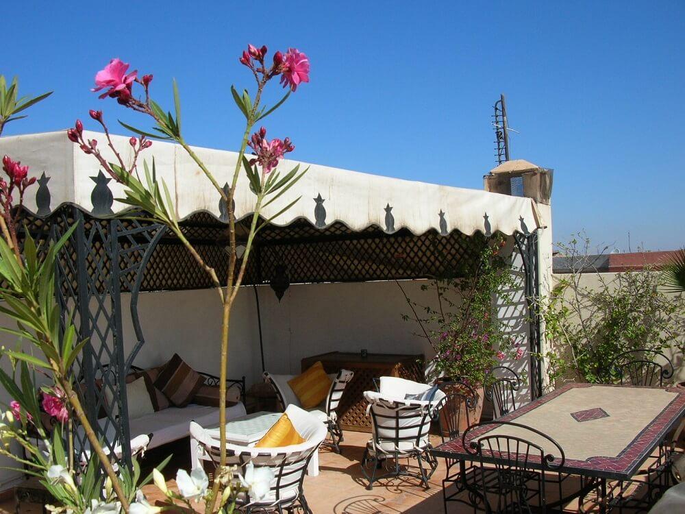 zimmer zagora im hotel marrakech la maison nomade. Black Bedroom Furniture Sets. Home Design Ideas