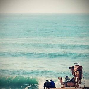 An Marokkos Atlantikküste