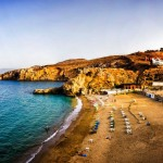 Cala Bonita bei Hoceima am Mittelmeer