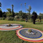 Gartenkunst Animagarten von Andre Heller in Marrakesch