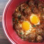 Marokkanische Küche im Riad La Maison Nomade Keftag