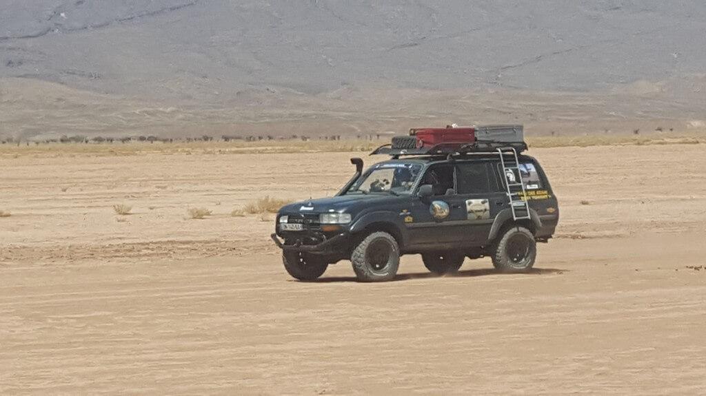 Mit dem Riad La Maison Nomade in die Wüste