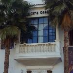 Rick´s Cafe in Casablanca, die Aussenfront