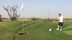 footgolf mit dem Riad La Maison Nomade in Marrakesch