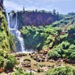 Zu den Ouzoud-Wasserfällen mit dem Riad La Maison Nomade Marrakesch