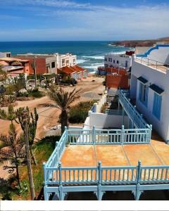 Mirleft, südlich von Tiznit eine Rundreise mit dem Hotel La Maison Nomade Marrakesch