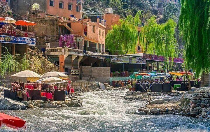 Tagesausflug mit dem Hotel in Marrakesch nach Valle de Ourika