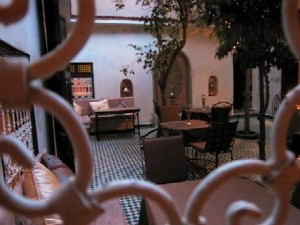 patio la maison nomade marokko