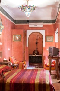 Zimmer Hotel La Maison Nomade