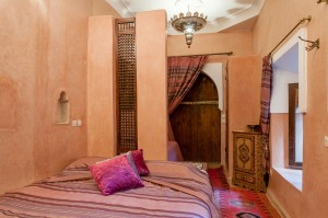Hotel La Maison Nomade Bett