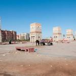 Stadtteil Sidi Benslimane in Marrakesch