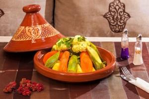 Gemüse Marrakesch
