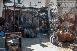 Dekoration Marrakesch