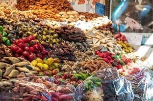 Basar-Souk-Medina-Marrakech