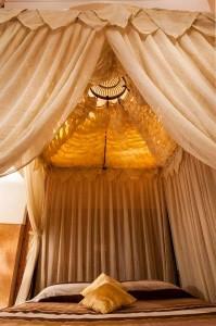 Netz Bett
