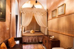 Hochzeitszimmer im La Maison Nomade
