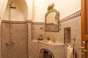 Hotel La Maison Nomade Badezimmer