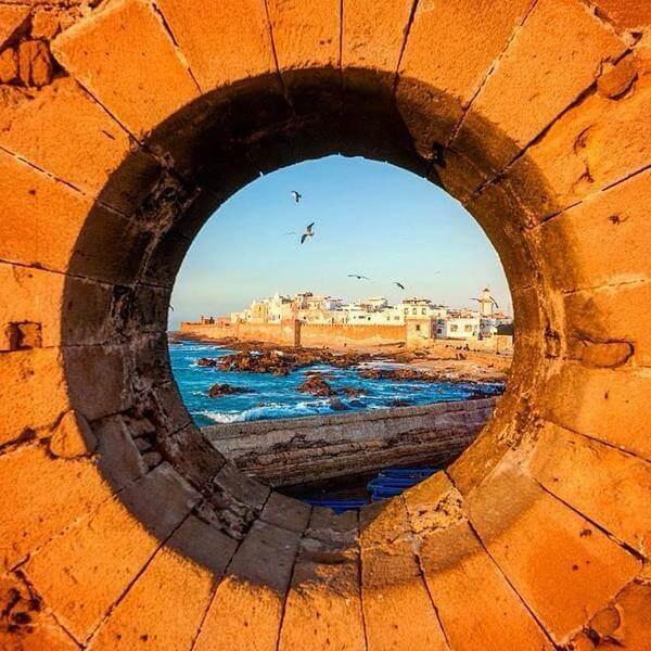 Mit dem Hotel La Maison Nomade nach Essaouira