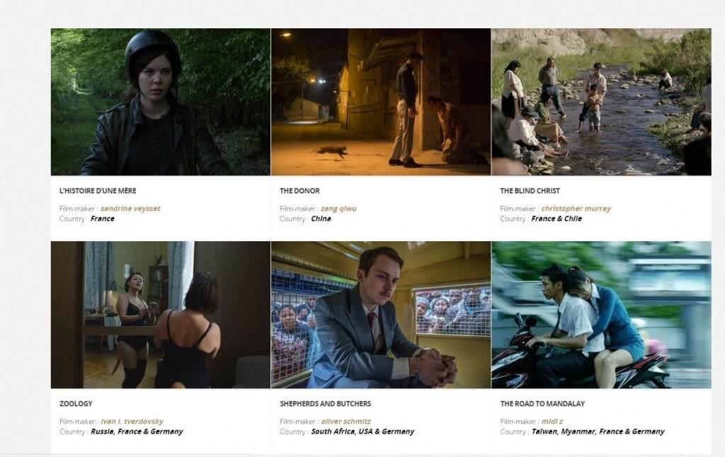 filmfestival-2016 in Marrakesch