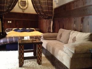 Zimmer Al Azraq im Hotel La Maison Nomade in Marrakesch