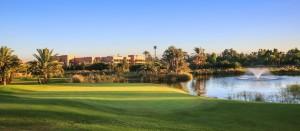 Golfplatz Palmeraie