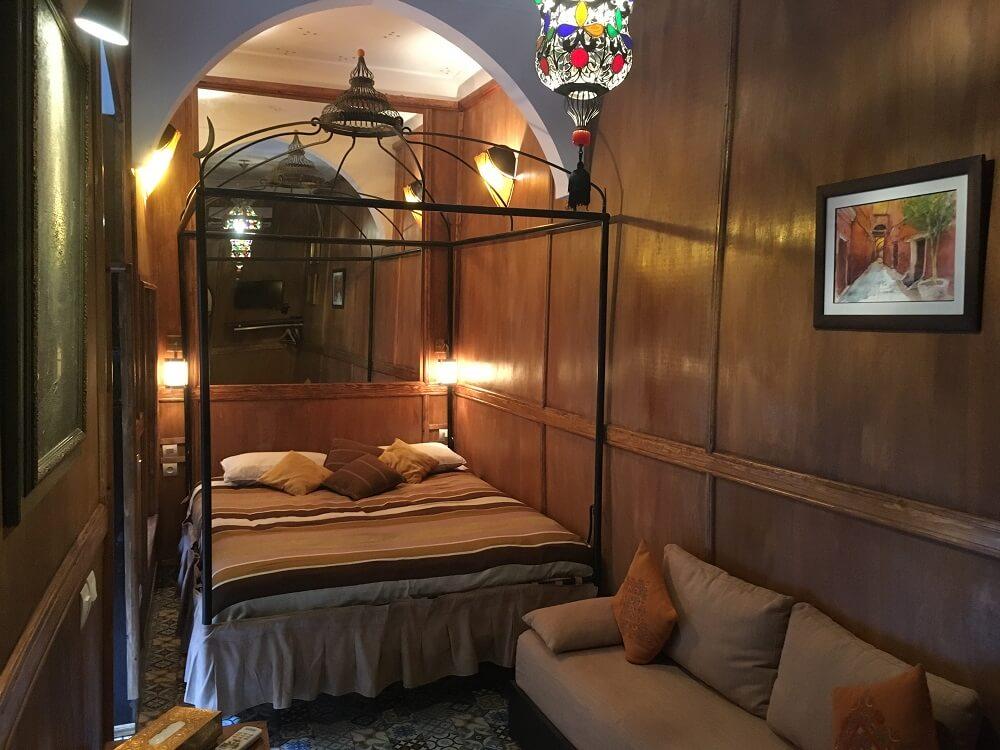 Zimmer Esperanza im Hotel in Marrakesch