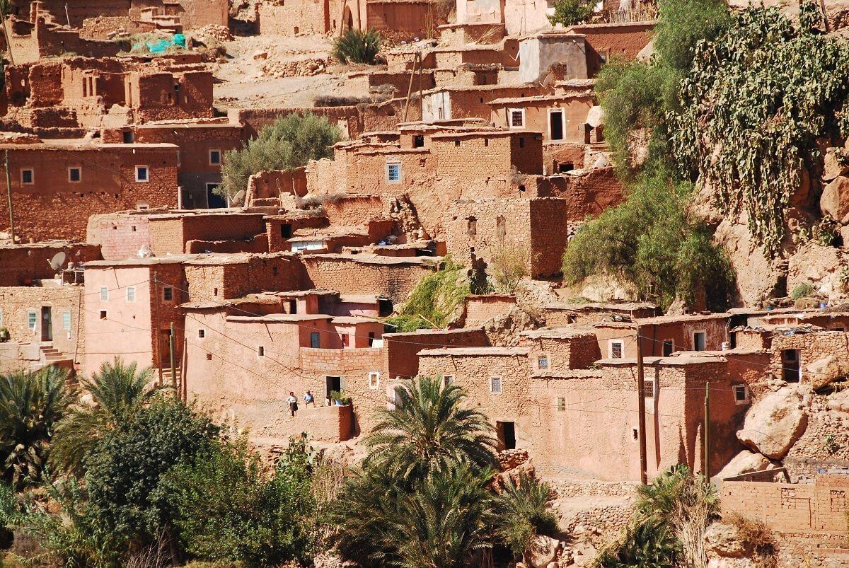 Städtereise Marrakesch/Berberdort im Hohen Atlas