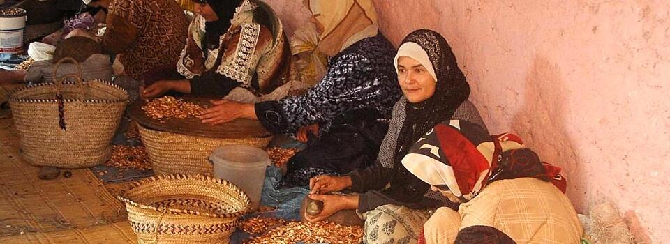ausflug-nach -essaouira-arganoel-cooperative-marokko