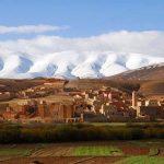 Richtung Hoher Atlas mit dem Riad La Maison Nomade Marrakesch