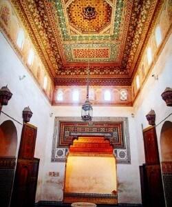 Mit dem Hotel La Maison Nomade zum bahia-palast-marrakesch