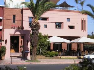 Gueliz Hivernage Extrablatt Marrakech